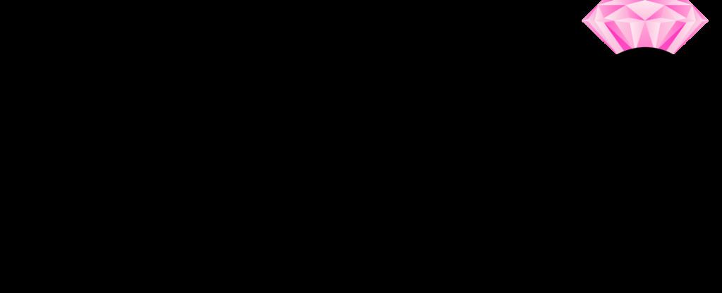black logo transparent background