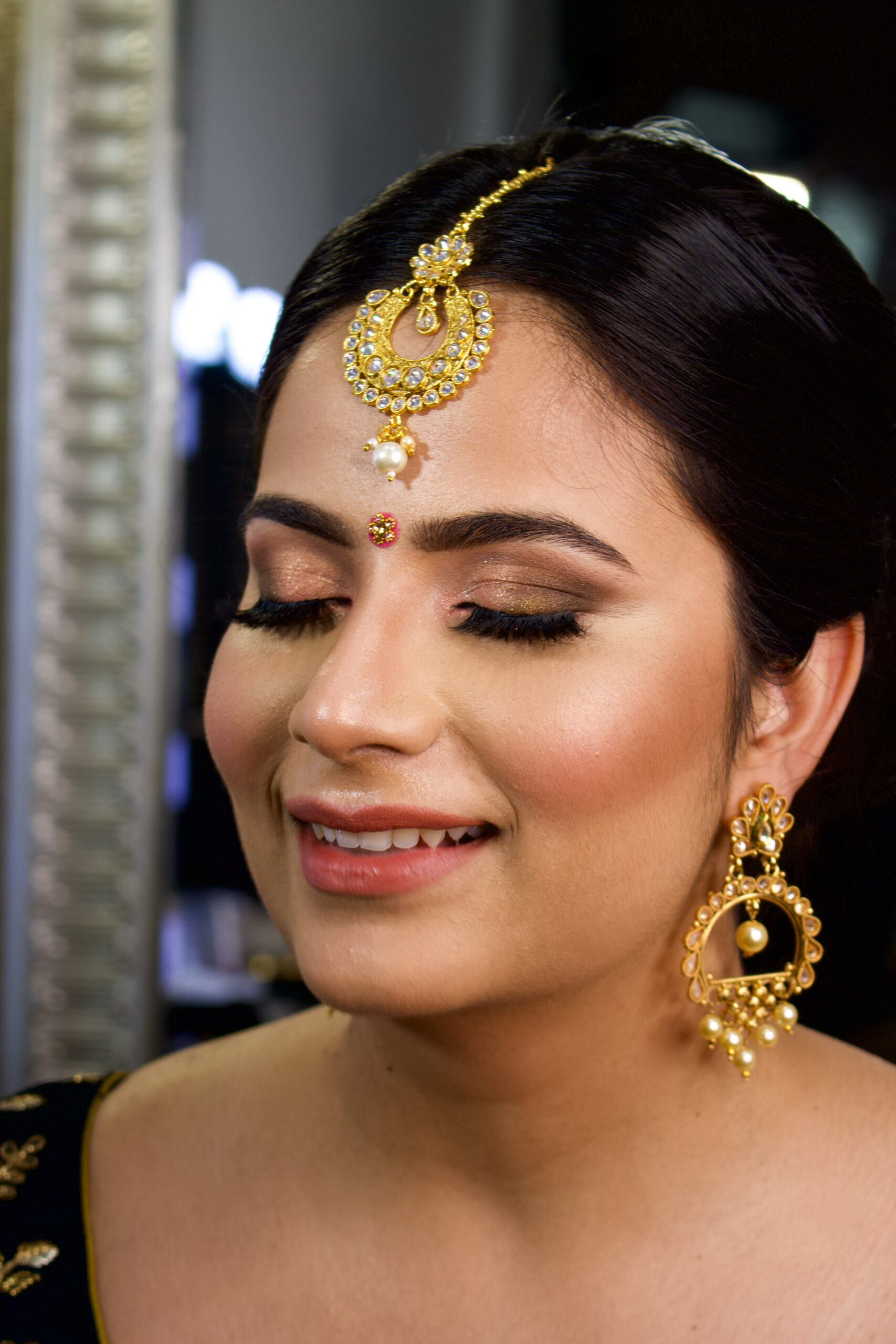 indian bridal hair and makeup sydney CBD