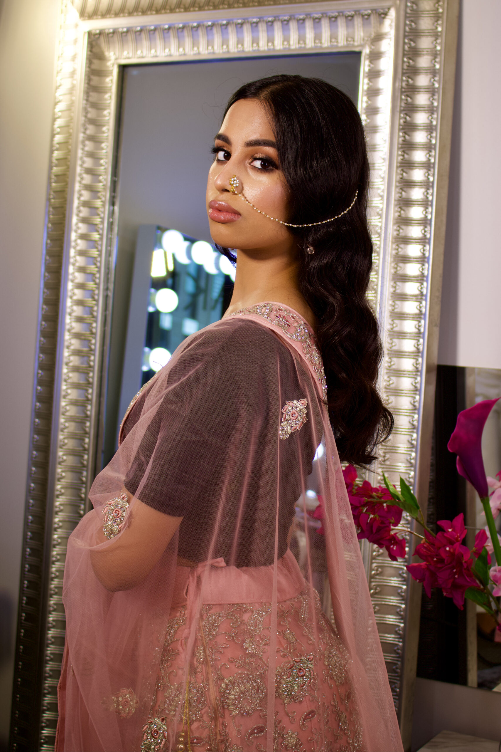 indian bridal hair and makeup sydney