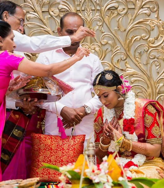 South Asian Bridal Hair and Makeup Service in Hunter Valley