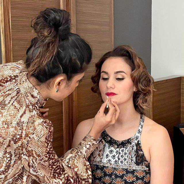 Mobile Hair and Makeup Service in Northern beaches